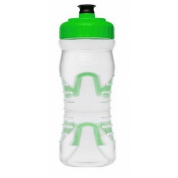FABRIC LÁHEV 600ml CLEAR/GREEN CAP (FP4016U0322)