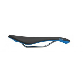 FABRIC SEDLO LINE ELITE SHALLOW BLACK/BLUE (FP3036U12OS)