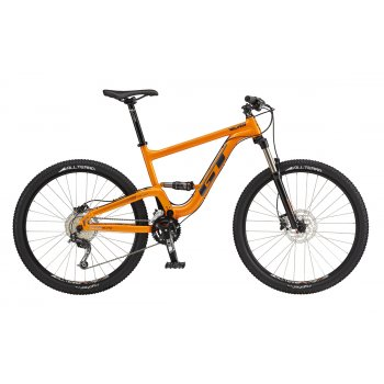 GT VERB 27,5 ELITE, ORANGE/CHARCOAL