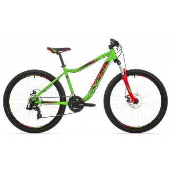 "ROCK MACHINE 26"" Storm 14"" neon green/red/black"