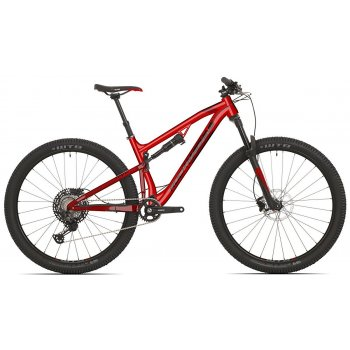 ROCK MACHINE Blizzard XCM 30-29 gloss red/crimson/black