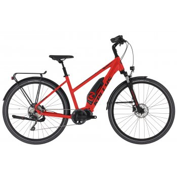 "KELLYS E- Cristy 50 28"" Red"