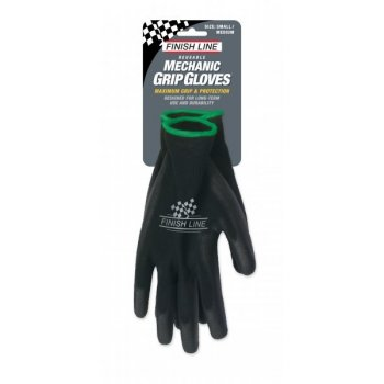 FINISH LINE Mechanic Grip Gloves
