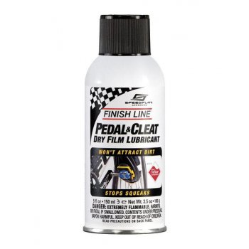 FINISH LINE Pedal and Cleat Lubricant 5 oz/150 ml - sprej