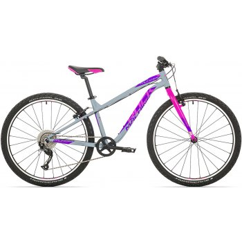 ROCK MACHINE Thunder 26 (XS) gloss grey/pink/Violet
