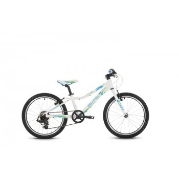 "SUPERIOR XC 20"" Paint white-blue-green"