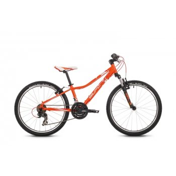 "SUPERIOR XC 24"" Paint orange-white-red"